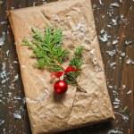 Christmas gift — Stock Photo #36413607