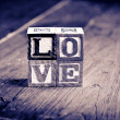 Love — Stock Photo