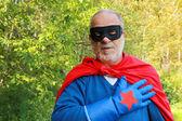 Super hero — Stock Photo