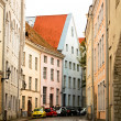 Stock Photo: Tallin, Estonia