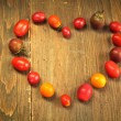 cherry-tomaten — Stockfoto