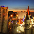 Excalibur hotel Las Vegas — Stock Photo #40603189
