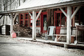 Sugar shack — Stock Photo