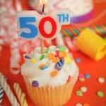 50th birthday — Stock Photo #47443651