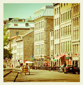 Old Montreal — Stock Photo