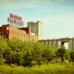 Montreal landmark — Stock Photo #49291651