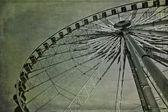 Big wheel. — Stock Photo