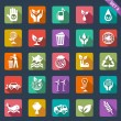 Ecology icon set — Stock Vector #35414865