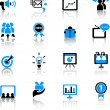 Stockvector : Marketing icons