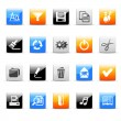 Office icons — Stock Vector #35415445