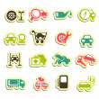 Auto service icons — Stock Vector #35415871