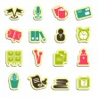 Office and business icons — Stock Vector #35415969