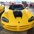 Stock Photo: Car Dodge Viper SRT 10 VC(2004)