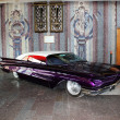 Постер, плакат: Car Buick LE Sabre Custom 1960