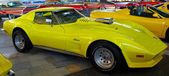 Car Chevrolet Corvette Stingray (C3) (1973) — Stock Photo