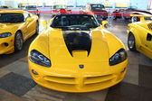 Car Dodge Viper SRT 10 VCA (2004) — Stock Photo
