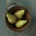 Three pears — Stock Photo