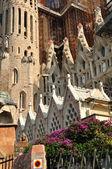 Sagrada Familia. — Stock Photo