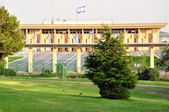 The knesset. Jerusalem. — Stock Photo