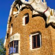 Gaudi architecture. — Stock Photo