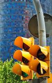 Traffic light. — Stock Photo