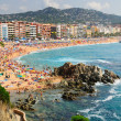 Stock Photo: Lloret de Mar.