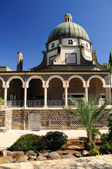 Church of beatitudes. — Foto Stock