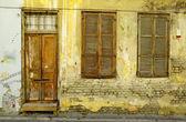 Opuštěný dům. — Stock fotografie