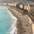Stock Photo: Promenade at City of Nice