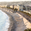 Royalty-Free Stock Photo: The Promenade at the City of Nice