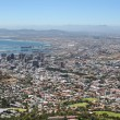 Royalty-Free Stock Photo: View of Cape Town