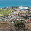 Stock Photo: View of Mouille Point