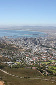 View of Cape Town — Stock Photo