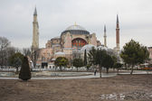 Hagia Sophia Dome — Stock Photo
