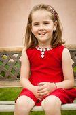 Child portrait — Stock Photo