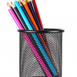Colored pencils. — Stock Photo #25943495
