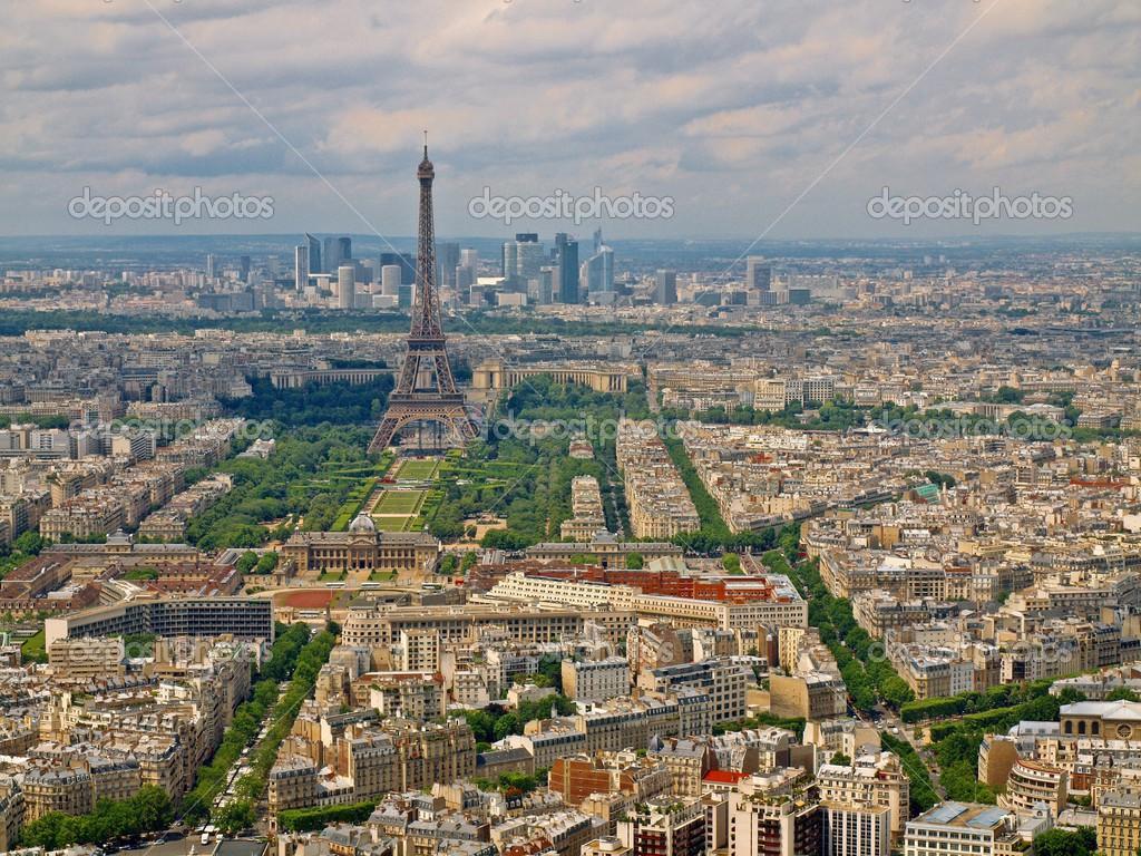 Paris ville vue a rienne de la tour montparnasse tour for Piscine montparnasse