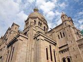 Sacre coeur paris motmartre i̇lçesi — Stok fotoğraf