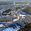 Vilnius city aerial view - Photo