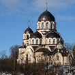 Vilnius Virgin Mary Mother Orthodox Church - Stock Photo