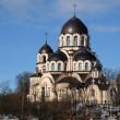 Vilnius Virgin Mary Mother Orthodox Church — Stock Photo #24576201