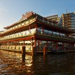 Stock Photo: Sea Palace - Amsterdam city. September 08, 2012