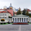 Stock Photo: Presidential Palace in Vilnius, official residence of President