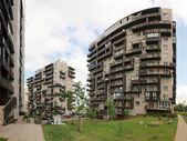 Vilnius today. New buildings and nature.  — Stock Photo