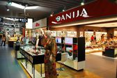 DANIJA store on November 25, 2013, Vilnius, Lithuania. — Stock Photo