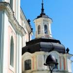 Church of St. Catherine in Vilnius, spring time — Stock Photo #45657571