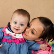 Maternal love - Stock Photo