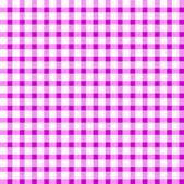 Seamless retro white-pink square tablecloth — Stock Vector