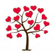 Tree of love — Stock Vector #40477651