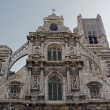 Stock Photo: Cathedral Saint Etienne (Auxerre Yonne France)